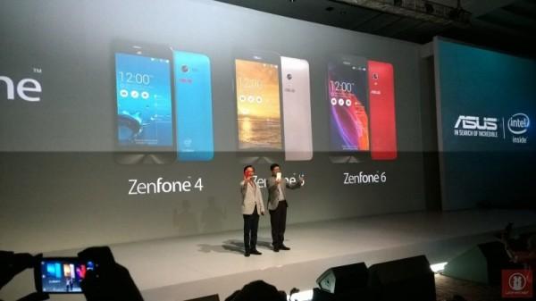 ASUS ZenFone SEA Launch 01