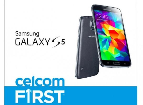 Celcom Samsung Galaxy S5