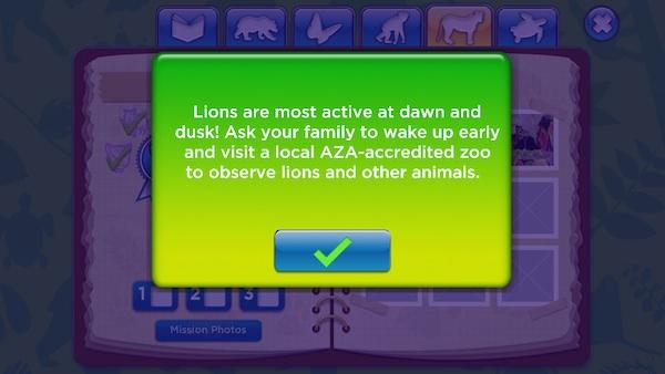 Disneynature Explore Mission