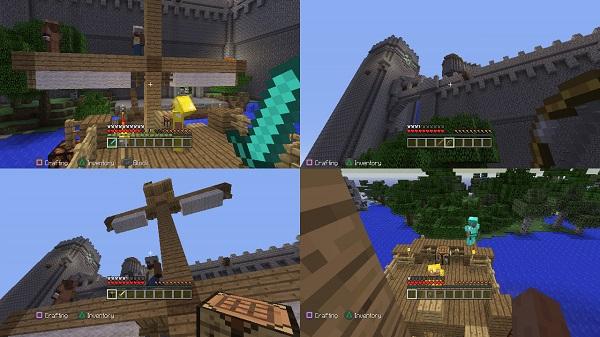 Minecraft PS