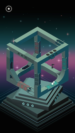 Monument Valley Level 10