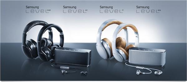 Samsung Level Header Image