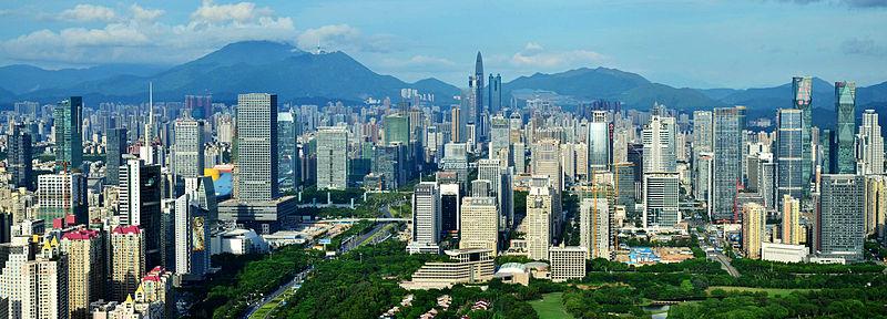 Shenzhen-skyline