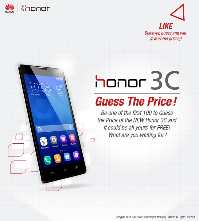 huawei-guess-the-price-honor-3c