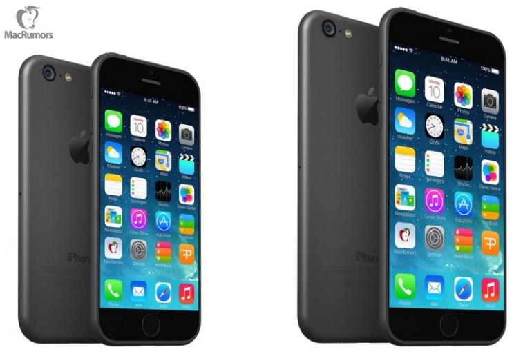 iPhone 6 Renders Based on leaks