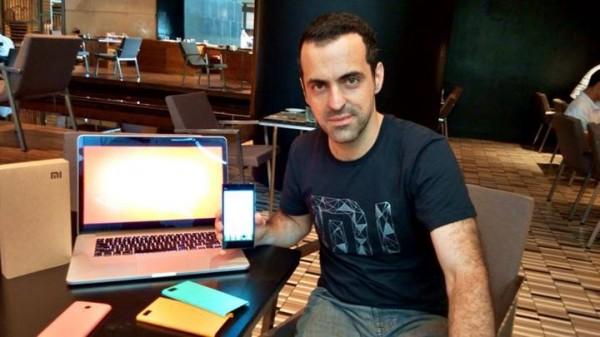 Hugo Barra, Vice President of Xiaomi Global