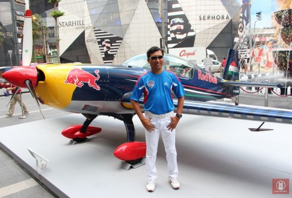 Halim Othman, Red Bull Air Race 2014