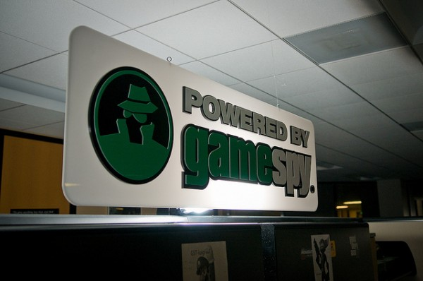 Powered by GameSpy
