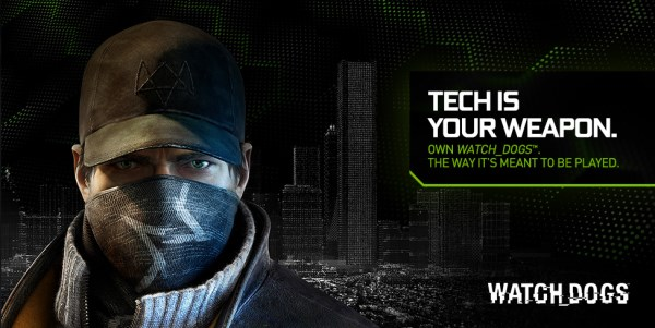 NVIDIA GeForce GTX - Watch Dog Bundle
