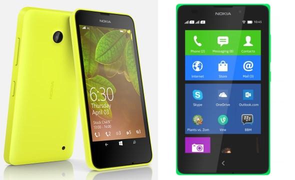 Nokia Lumia 630 / Nokia XL