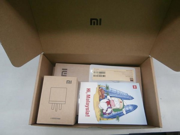 Xiaomi Mi 3 Package For Malaysia