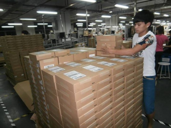 Xiaomi Mi 3 for Malaysia, Xiaomi Distribution Center
