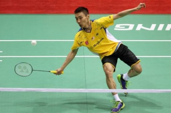 Lee Chong Wei, Thomas Cup 2014 Semi Finals