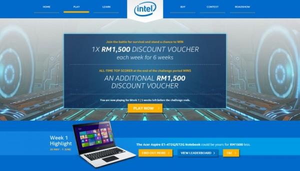 2014 Intel Malaysia PC Refresh Campaign