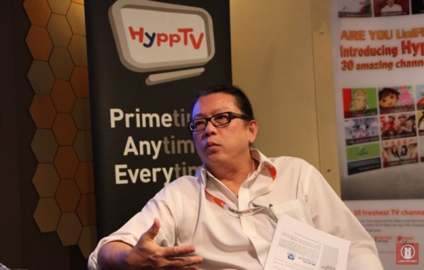 Jeremy Kung, Executive Vice President, New Media, TM