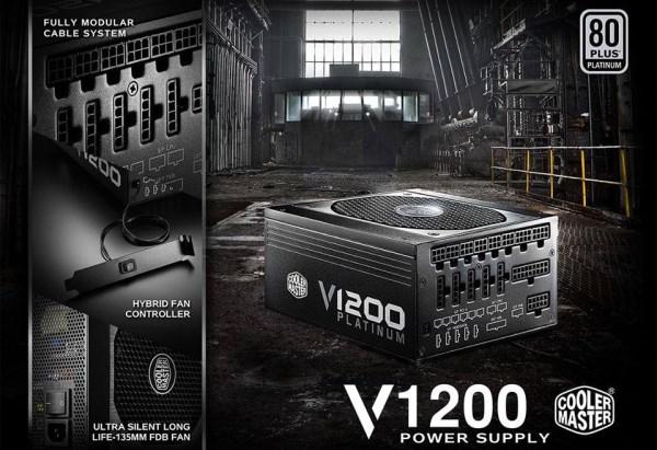 Cooler Master V1200 Platinum PSU