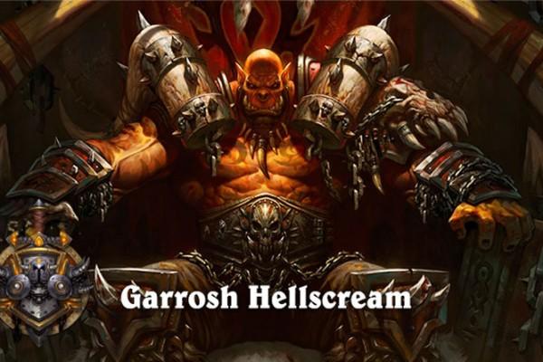 Hearthstone Warrior