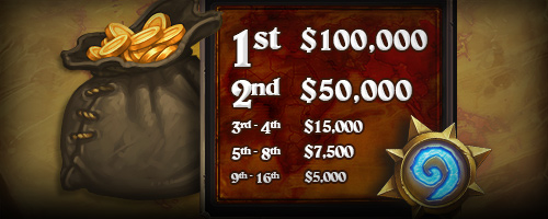 Hearthstone prize pool