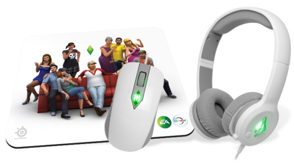 SteelSeries The Sims 4 Collection