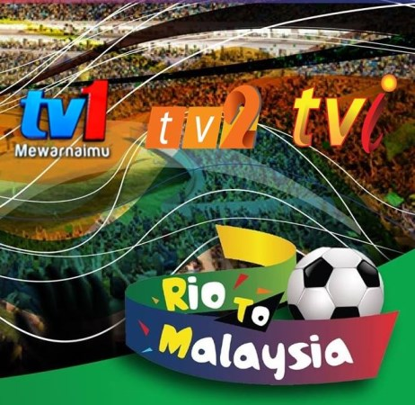 2014 FIFA World Cup on RTM - Rio To Malaysia