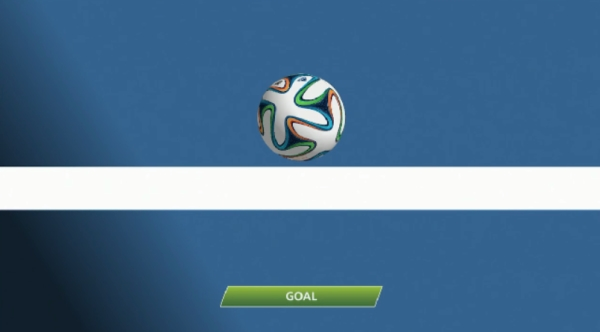 Goal Line Technology, France vs Honduras, 2014 FIFA World Cup