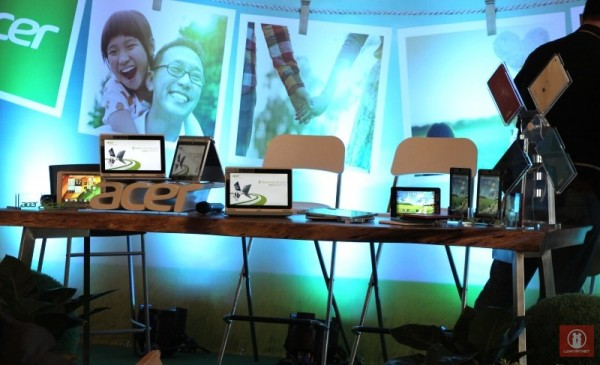 Acer Malaysia June 2014 Launch