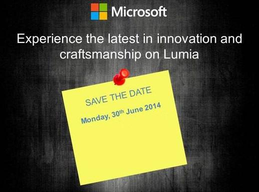 New Lumia, Microsoft Malaysia, 30 June 2014