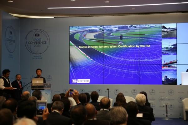 FIA Gran Turismo 6 Certification