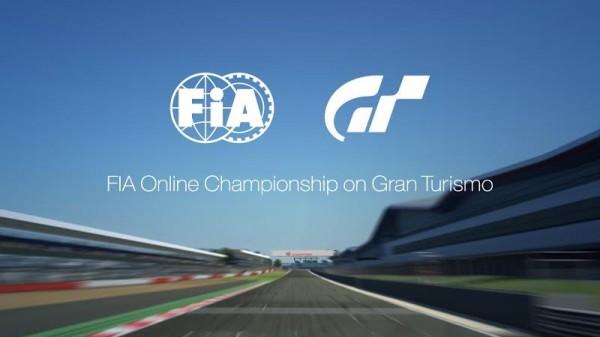 FIA Online Championship on Gran Turismo 2015