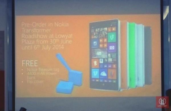 Microsoft Malaysia Nokia Lumia 930 Pre-Order