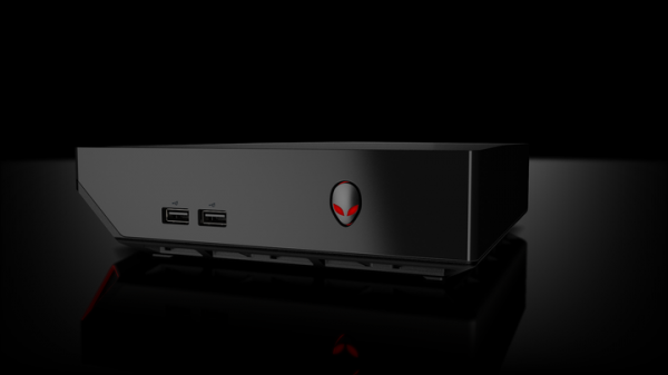 Alienware Alpha Steam Machine Back