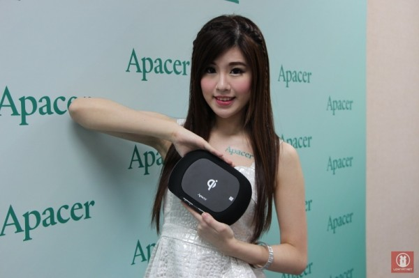 Computex 2014 - Apacer Booth Walkthrough 19