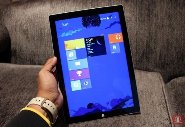 Computex 2014 - Microsoft Surface Pro 3 02
