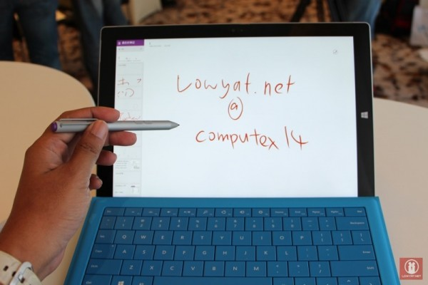 Computex 2014 - Microsoft Surface Pro 3 25