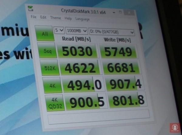 Computex 2014 - Plextor M6 Pro SATA SSD 03