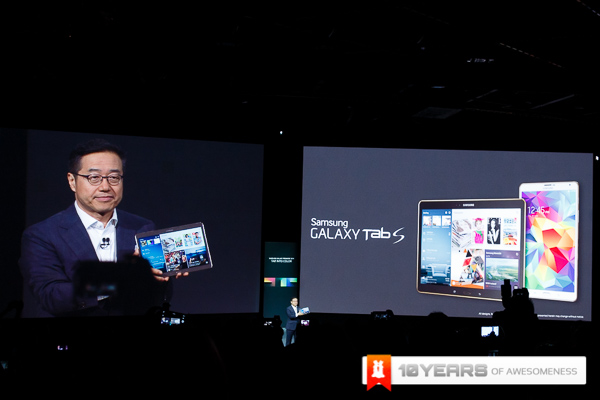 Galaxy Tab S-1