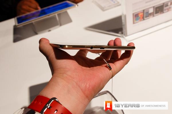 Galaxy Tab S-3