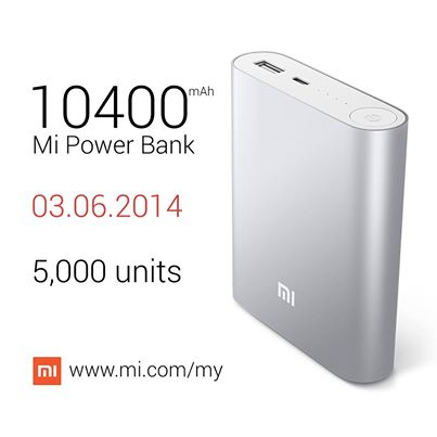 Xiaomi Power bank sale