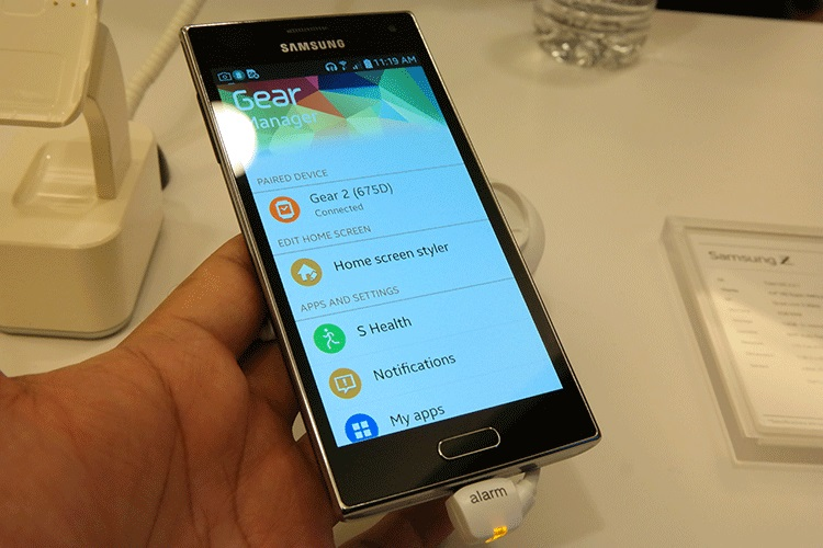 Here's How the New Tizen OS Looks Like on the New Samsung Z | Lowyat NET