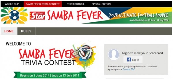 the-star-samba-fever-contest