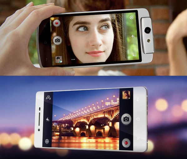 Oppo N1 Mini and Oppo R1L