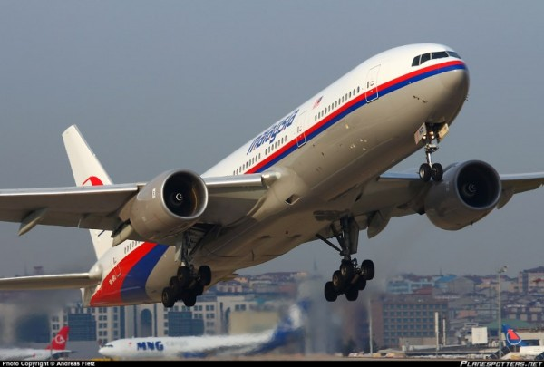 Malaysia Airlines MH17, Boeing 777 9M-MRD
