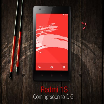 Xiaomi Redmi 1S on DiGi