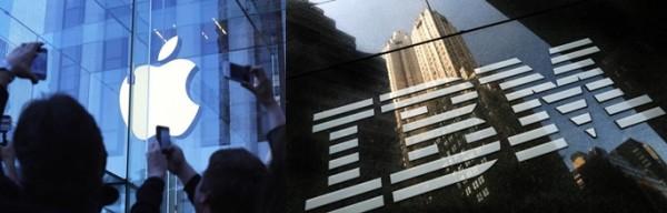 Apple-and-IBM