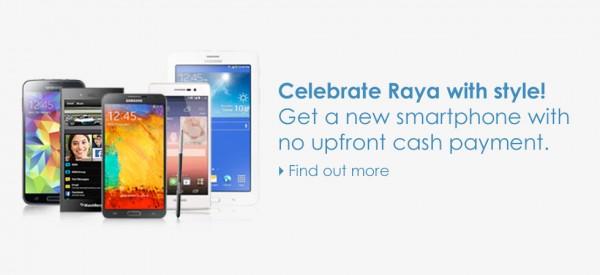 Celcom Celebrate Raya with Style