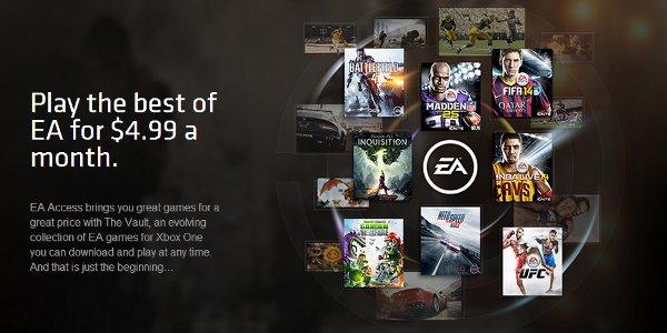 EA Access 2
