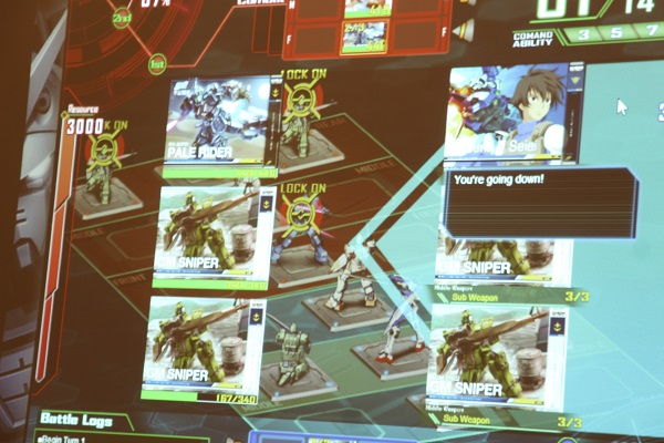 Gundam DC Battle