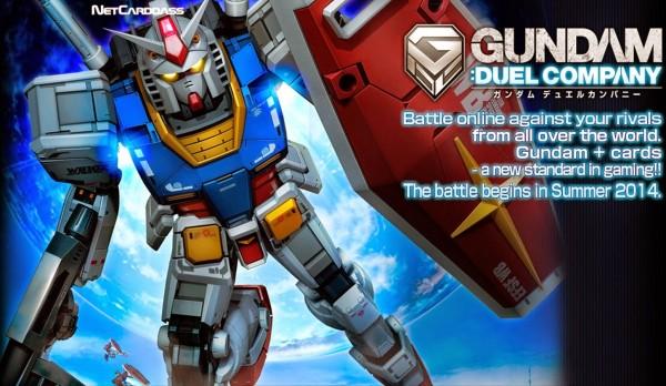 Gundam Duel Company