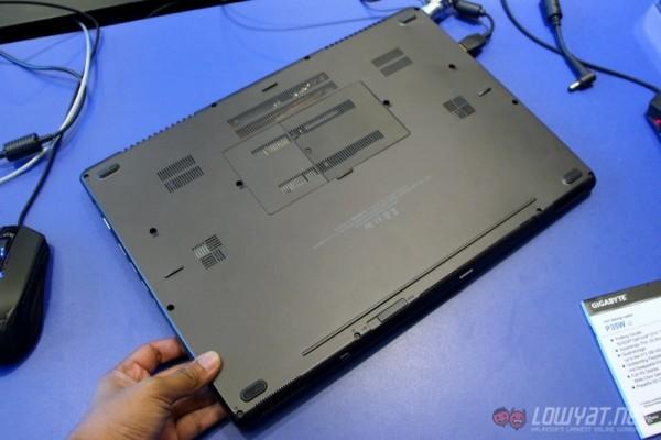 Hands On Gigabyte P35 v2 08
