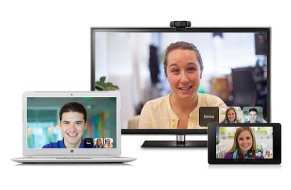 Hangouts-screen